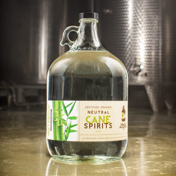 Organic Neutral Spirits