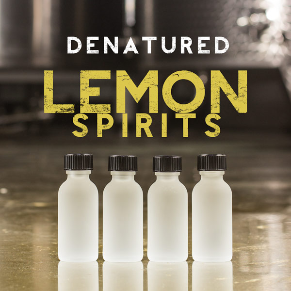 Organic Denatured Alcohol