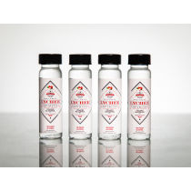 Certified Organic Lychee Alcohol Samples