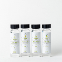 Certified Organic Pear Alcohol Samples