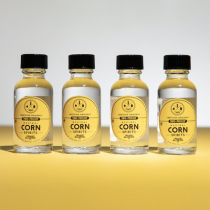 Certified Organic Corn Alcohol Samples