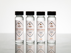 Certified Organic Coconut Alcohol Samples